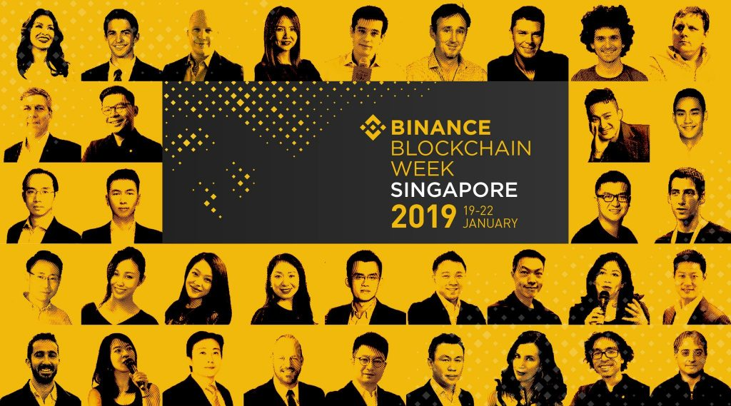 Binance Blockchain Events 2019