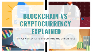 blockchain vs cryptocurrency explained with 4 simple analogies principal strategic