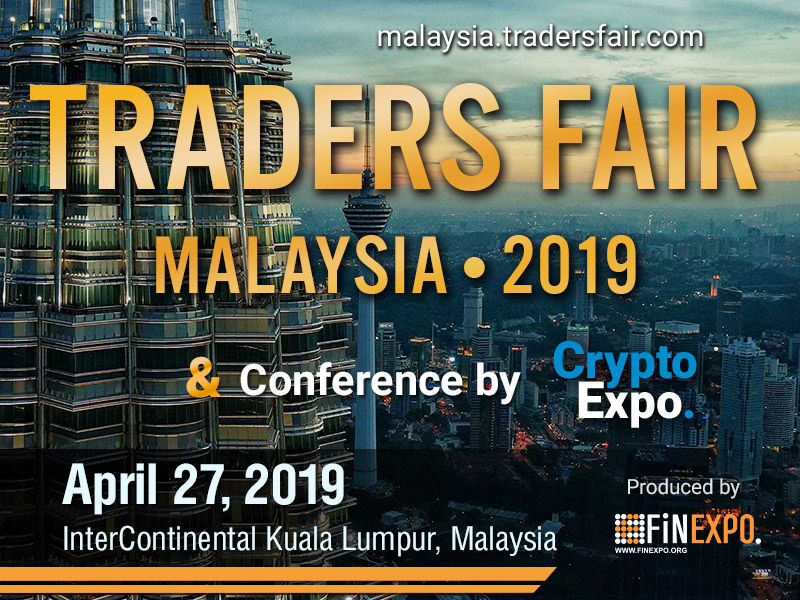 Traders Fair Gala Night Asia Malaysia April 2019 Blockchain Events You Can't Miss