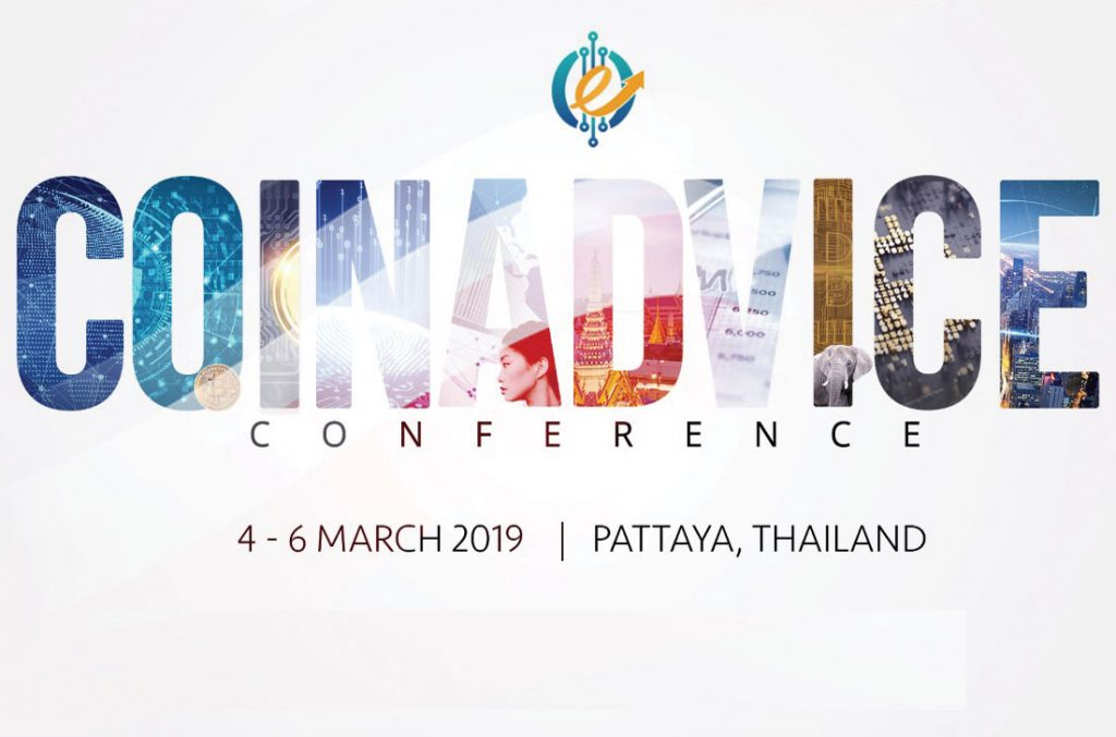 CoinAdvice Conference Top Blockchain Events 2019 You Can Not Miss