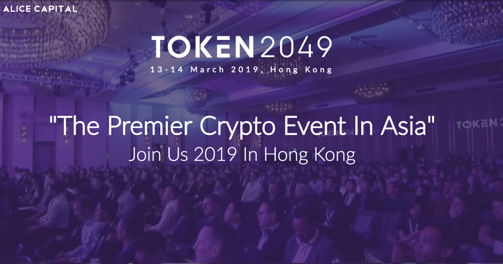 Token 2049 Blockchain Event Hong Kong Asia Crypto Conference Top 2019 You can not miss