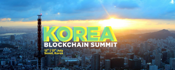 Korea Blockchain Summit July 2019 Top Blockchain Events You Can Not Miss