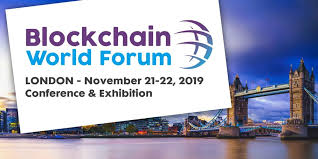 Blockchain World Forum London November 2019 Top Blockchain Events You can't miss Principal Strategic