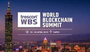 Trescon World Blockchain Summit 2019 Blockchain Events You can't Miss