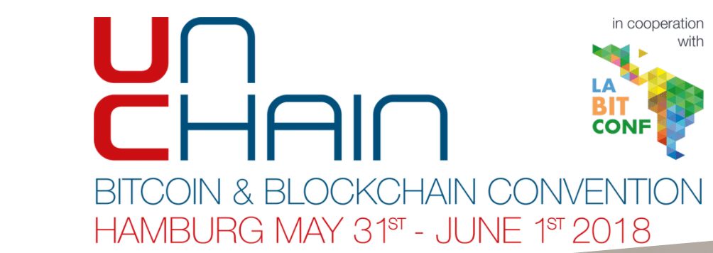 Unchain Convention Bitcoin and Blockchain Conference May 2019 Top Events You Can Not Miss